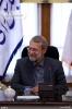 نشست صمیمی پرسنل طلوع مهر با دکتر لاریجانی