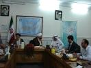 بازدید نمایندگان دانشگاه الازهر مصر از موسسه طلوع مهر