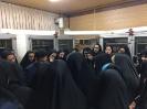 بازدید دانشجویان از کتابخانه آیت الله مرعشی نجفی
